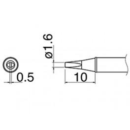 PANNE TYPE D16 (450°) POUR FX100
